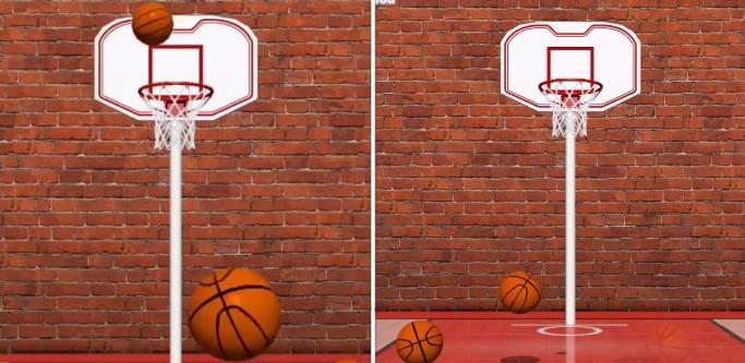 GamePigeon basketball