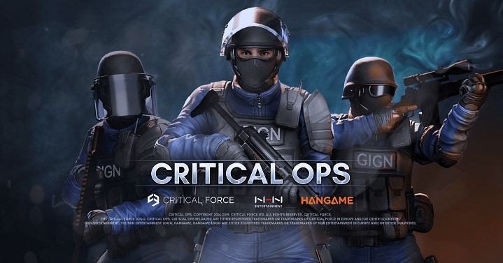 Critical Ops game apps