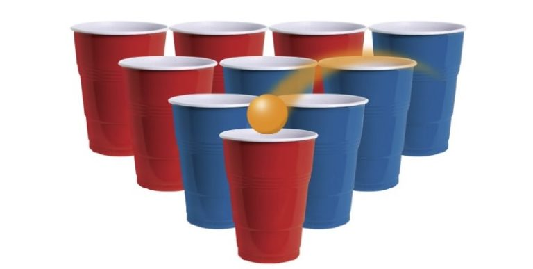 iMessage Cup Pong