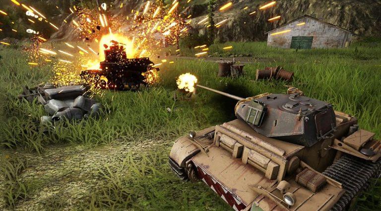 Tanks gamepigeon