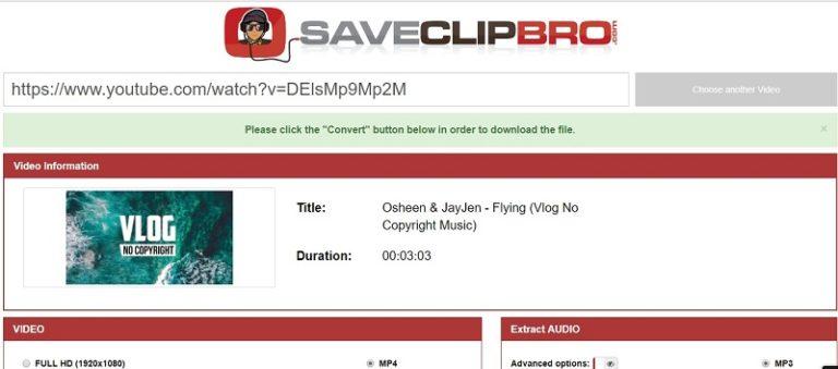 Saveclipbro downloader