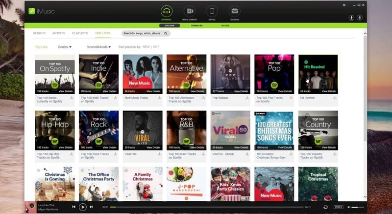 iSkysoft iMusic app review