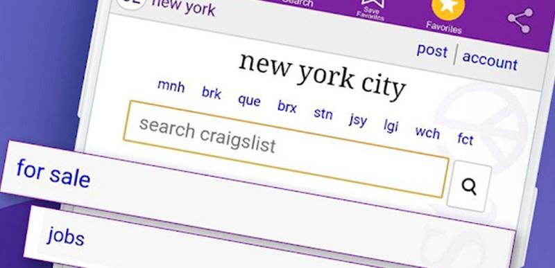 Craigslist ads