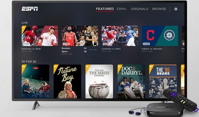 ESPN Plus subscription