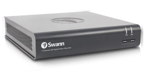 Swann DVR reset