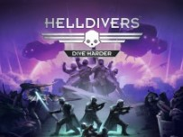 Helldivers 2 player