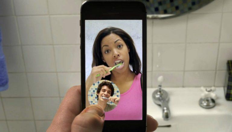 Snapchat video call
