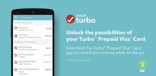 Turbo card app