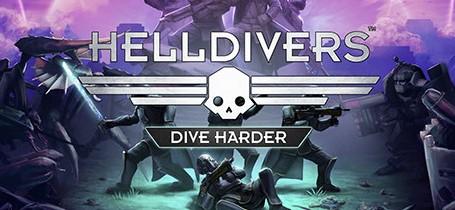 Helldivers PS4 games