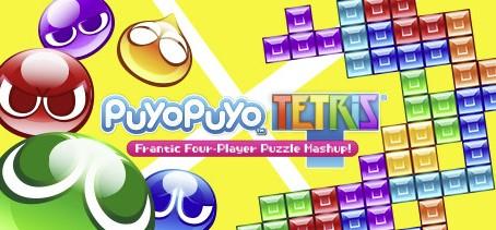 Puyo Puyo Tetris PS4 games