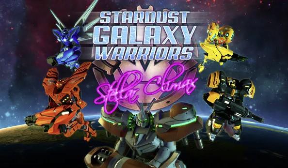 Stardust Galaxy Warriors PS4