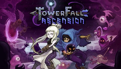 Towerfall PS4 games for 4 players