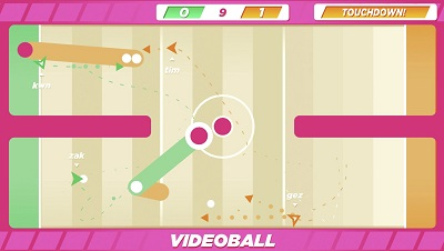 Videoball PS4 games for 4 players
