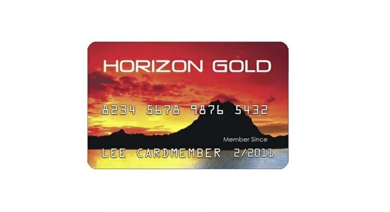 Horizon Outlet card