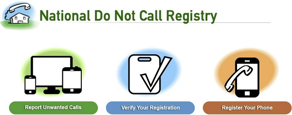 National Do Not Call Register