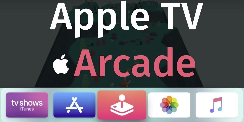 Arcade on Apple TV