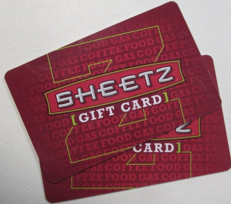 Sheetz gift cards