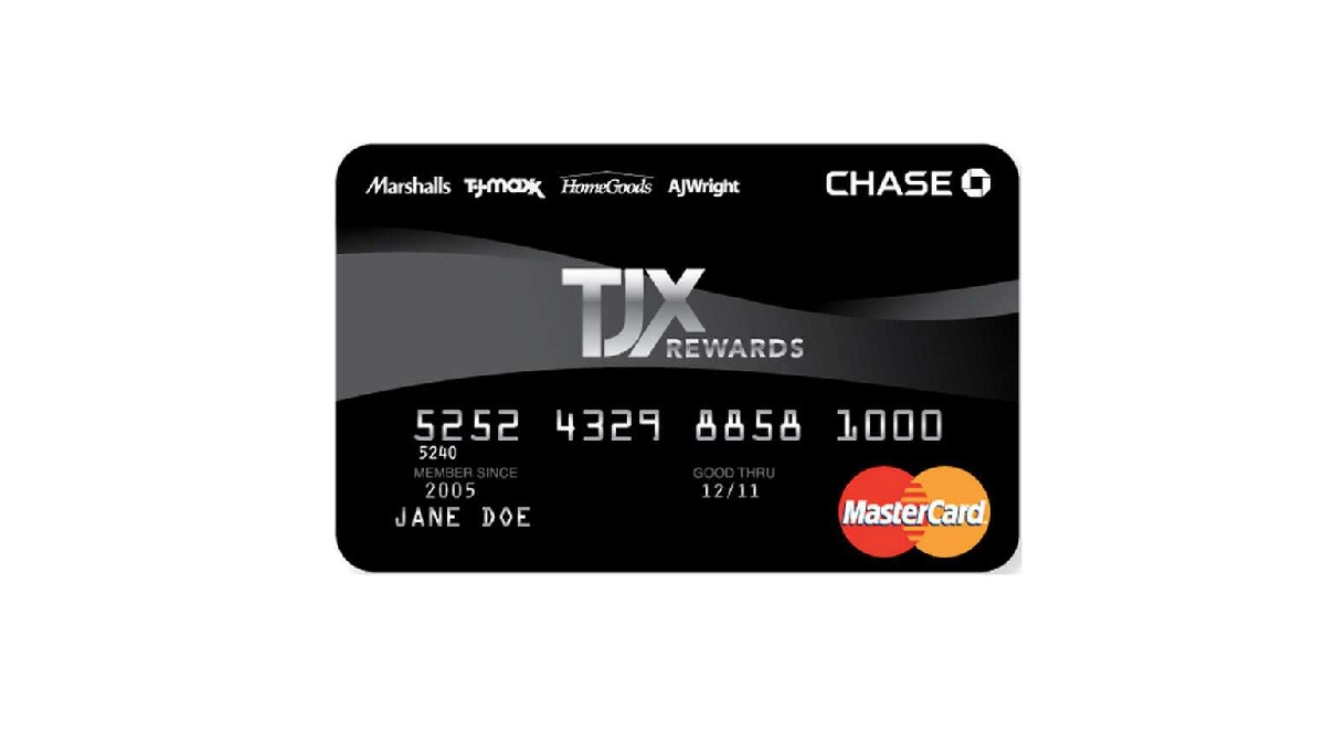 TJX Rewards Mastercard