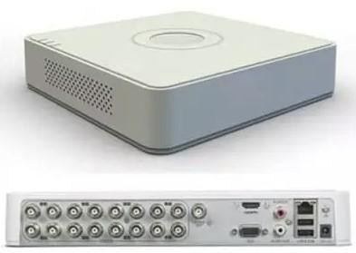 Hikvision 16-channel DVR