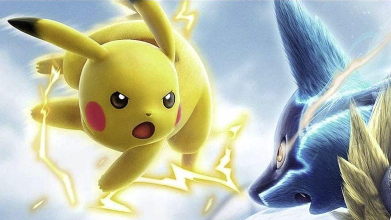 Pokémon fighting games